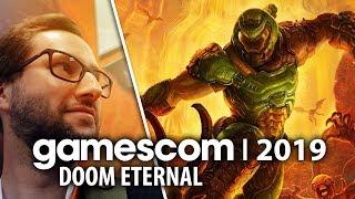 Doom Eternal - taniec z potykaniem się o elementy platformowe