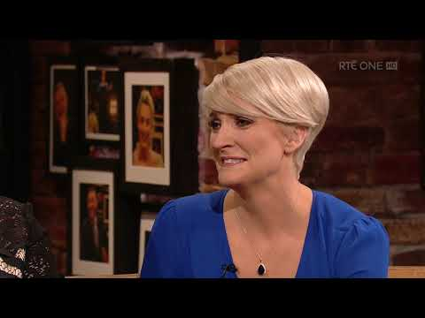 Averil Power on adoption | The Late Late Show | RTÉ One