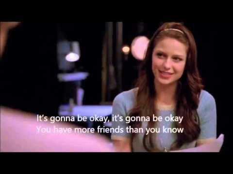 Glee You Have More Friends Than You Know LYRICS