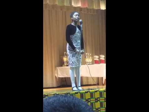 Hillary Clinton in Beijing By Flora Sarpong Akosah   Brooklyn Dreams Charter School