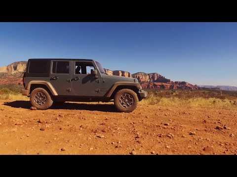Outlaw Trail - Sedona, Arizona