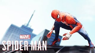 SPIDER-MAN PS4 - BE AWARE WHEN FREE ROAMING...IT'S NOT SAFE? | SuperRebel