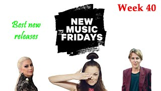 Best New Releases from New Music Friday 2018 Week 40