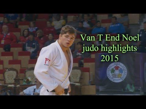 Van T End Noel judo highlights 2015