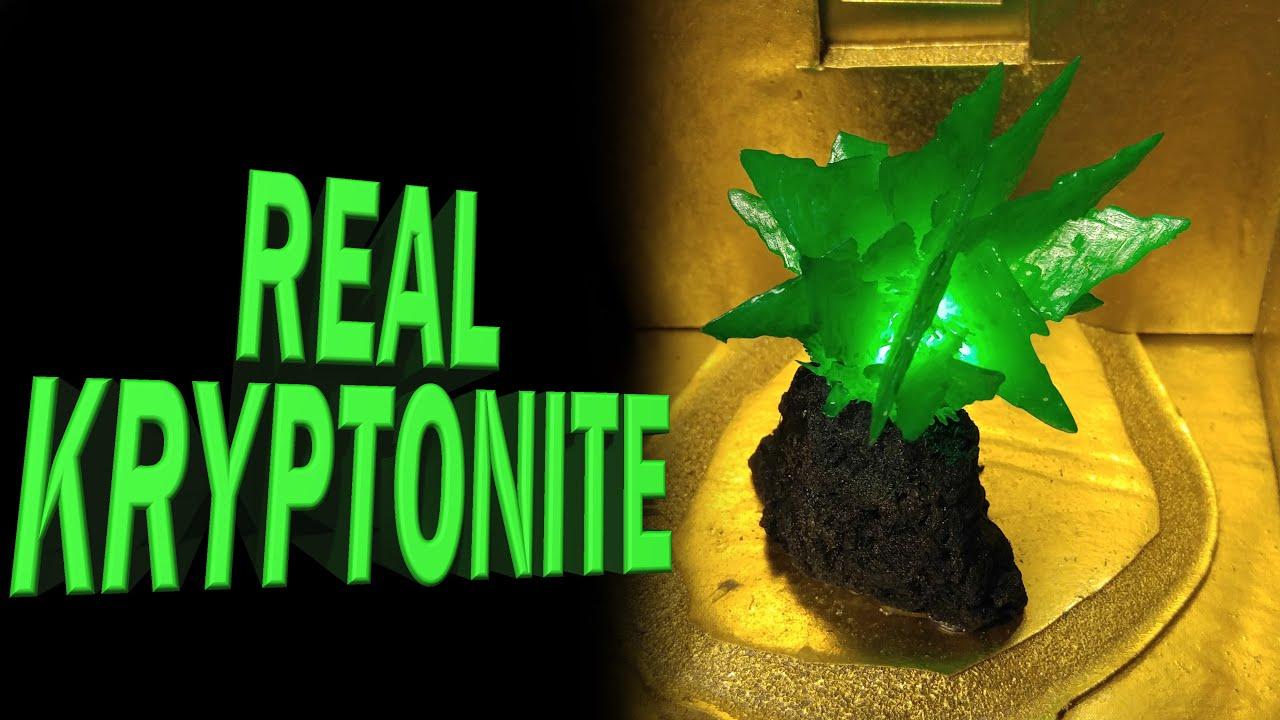 Real Kryptonite Diy Part 1 Youtube