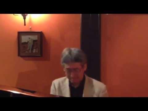 """""""Should I?"""" by ePAQ (em's Pro Ama Quartet) at Jazz & Bar em's in Ginza, Tokyo"""