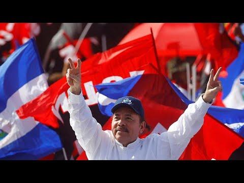 euronews (en français): Malgré la crise, les sandinistes fêtent la révolution