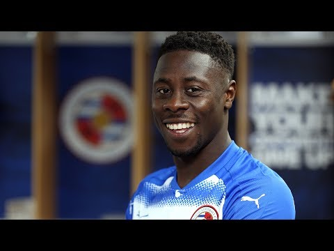 Andy Yiadom to join the Royals!