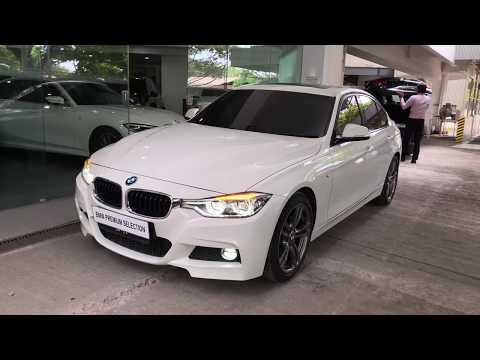 [SOLD] USED CAR UNIT TOUR: BMW 330i M Sport F30 LCI 2016. Km 36 ribu!