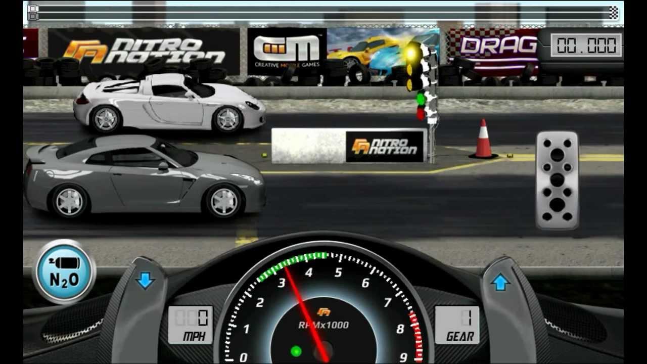 Drag Racing Fastest Car Level