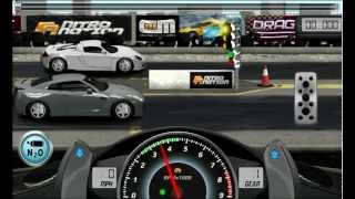 Repeat youtube video Drag racing boss level 5(how to beat) w/ commentary