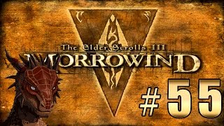The Elder Scrolls 3: Morrowind (Tribunal) - Демонстрация силы Альмалексии #55