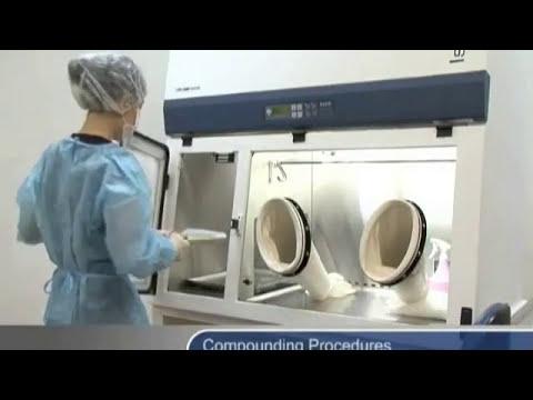 Part 1 : Esco Isolator Pharmacy Isolators Educational (Training) Video