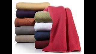 Concierge Collection 100% Pima Cotton Blanket