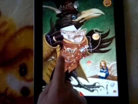 Видеообзор приложения Снежная Королева для iPad