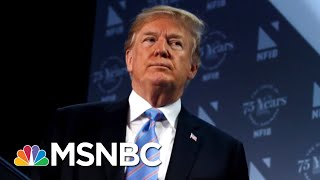 Michael Cohen Tape Scandal Consumes President Donald Trump's White House | The 11th Hour | MSNBC