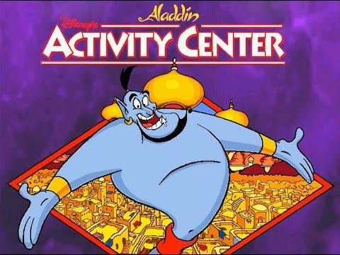 Disney's Aladdin Activity Center PC Gameplay