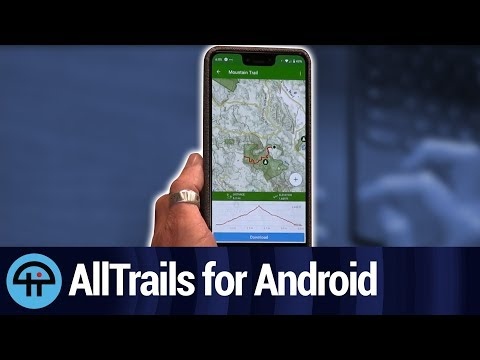AllTrails For Android