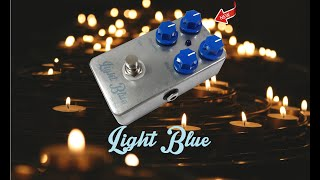 Review Tom Tone Light Blue Overdrive