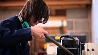Mid Cheshire College, Woodwork Web Commercial