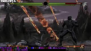 Mortal Kombat 9: Guía de Combinaciones Tag Scorpion y Noob Saibot