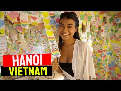 Best Things To Do In HANOI VIETNAM - Hanoi Old Quarter MUST SEE!