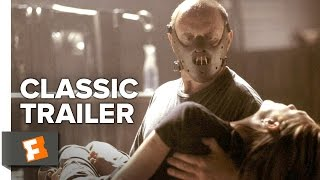 Hannibal Official Trailer (2001) Anthony Hopkins Movie HD