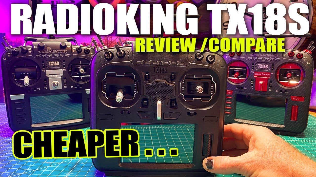 RADIOKING TX18S - New Company, New Radio, Comparison, & Review 💜