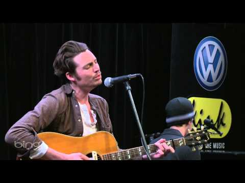 Augustana - Shot In The Dark (Bing Lounge)