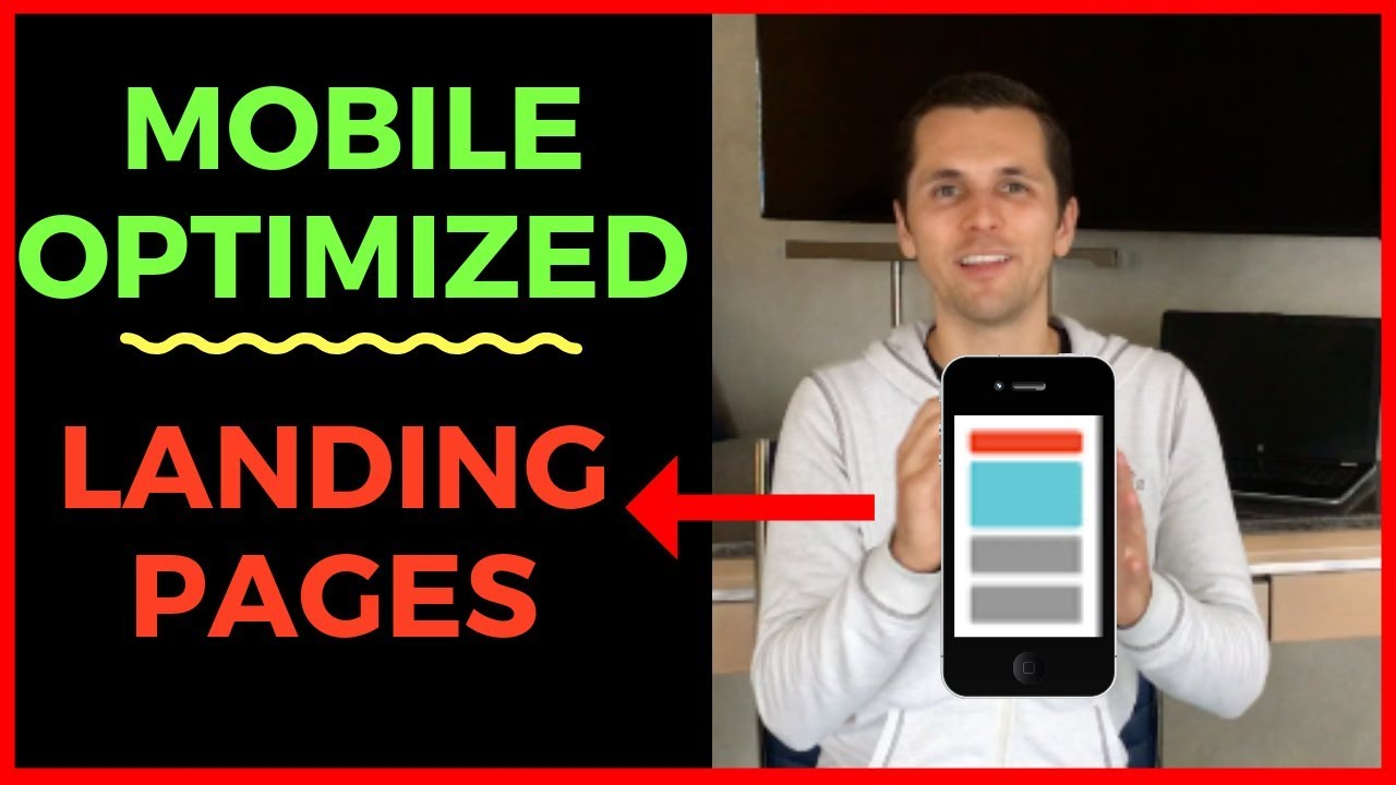 How To Design Landing Pages For Mobile Devices (2019) With Clickfunnels & Clickmagick!