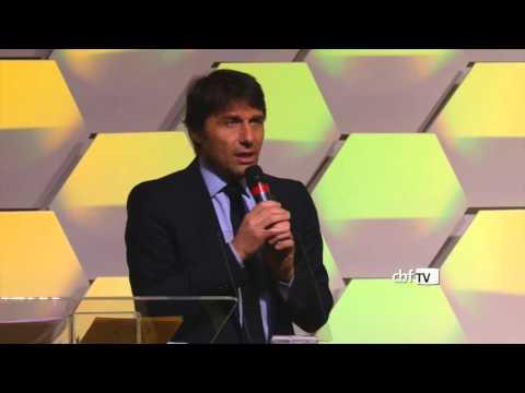Semana de Evolução do Futebol Brasileiro: Antonio Conte