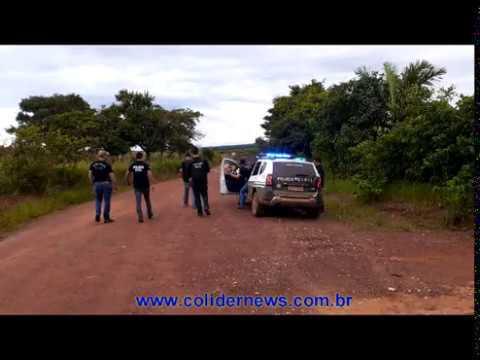 PJC de Canaã e Colíder deflagraram a Operação RISP 9. (Vídeo