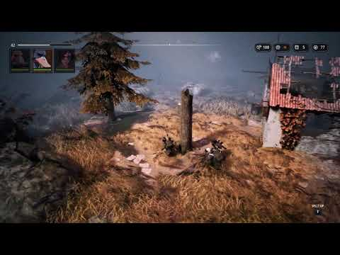 Mutant Year Zero  Road to Eden game play |