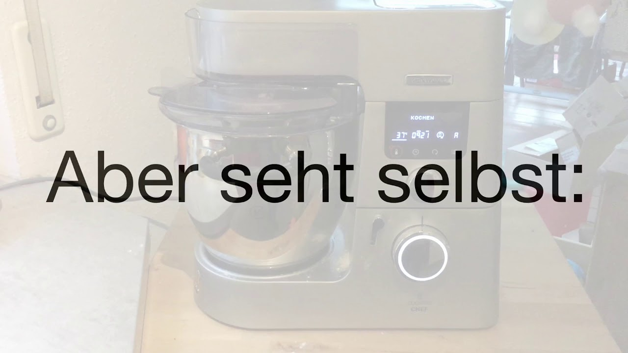 Kenwood Küchenmaschine Reparieren Kenwood Cooking Chef Gourmet Kaputt Defekt Deutsch Hd