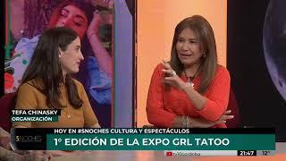 5 NOCHES | 1ra EDICIÓN DE LA EXPO GRL TATTOO EN CÓRDOBA