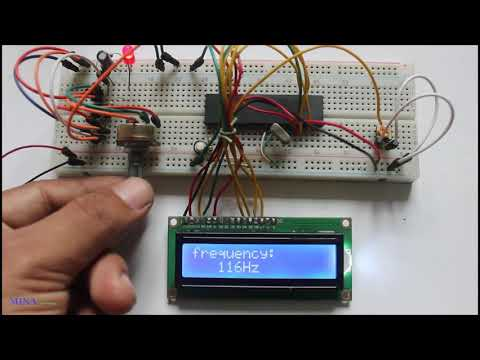 Make Frequency Counter Use Pic Microcontroller And Code