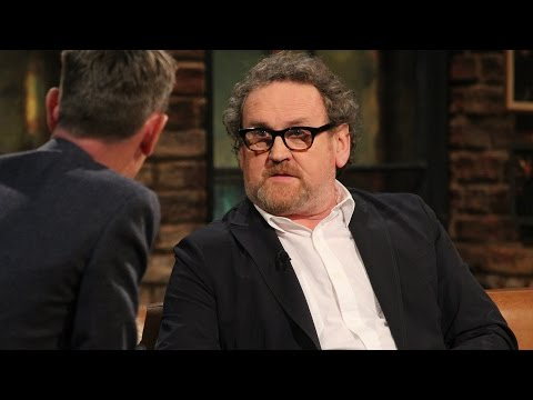 Colm Meaney on the media's treatment of Martin McGuinness | The Late Late Show | RTÉ One