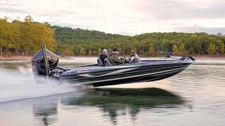 Triton 19 TRX Patriot Fiberglass Bass Boat