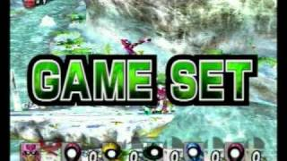 Captain Falcon Cruel Brawl World Record, Twice.