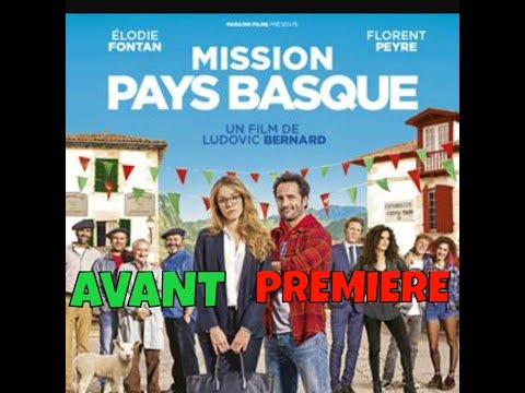 Avant Première Mission Pays Basque ! streaming vf