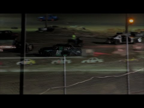 Racing - Box Stocks (Feature) At North Florida Speedway 10-19-13