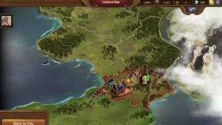 """Forge of Empires Gameplay #1: """"Bronze Introduction"""""""