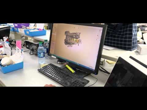 Digital Dental Lab Tour- |CAD/CAM-Milling Department|