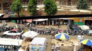 Niamey, Niger, Grand Marche