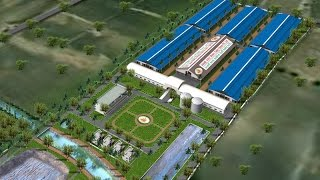 Unnati Manz Biotec Dairy Farms Pvt Ltd - Progress of Infrastructure Development