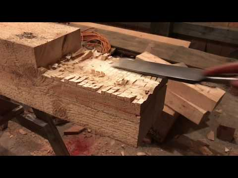 Drawing for Our Hand Forged Draw Knife Giveaway