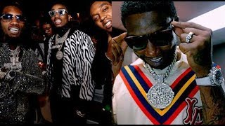 Gucci Mane Get Death Threats After EXPOSING Migos Wearing Fake Jewelry..DA PRODUCT DVD