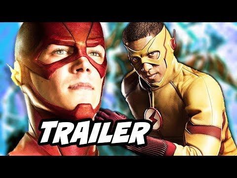 The Flash Season 3 Trailer Breakdown
