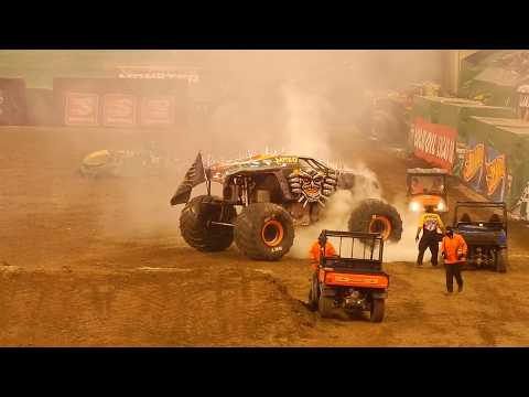 2017 Indianapolis Monster Jam - Max-D