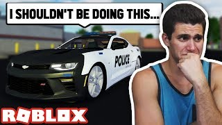 AM I DIRTY COP?… | Roblox Roleplay
